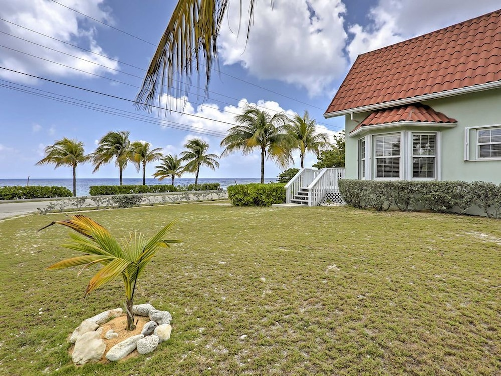 Property Grounds, Lovely Stake Bay 'sea Dreams Villa' W/ocean Views!