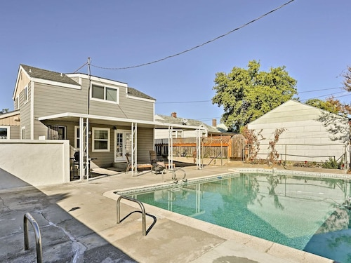 Check Expedia for Availability of New! Newly Renovated 3BR Red Bluff House With Pool
