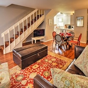 New! Upscale 3BR Fairbanks Apartment W/great Decor!