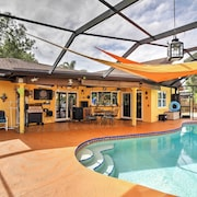 Melbourne Home w/ Lanai & Pool - Mins to Beaches!