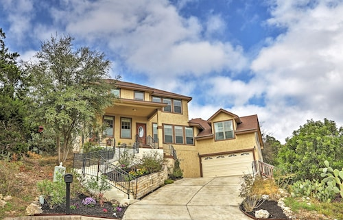 5br Helotes Home Close To Downtown San Antonio