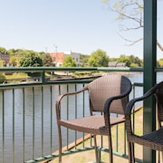 River Watch: 2 BR Condo on the Manistee River w/ New Furnishings!