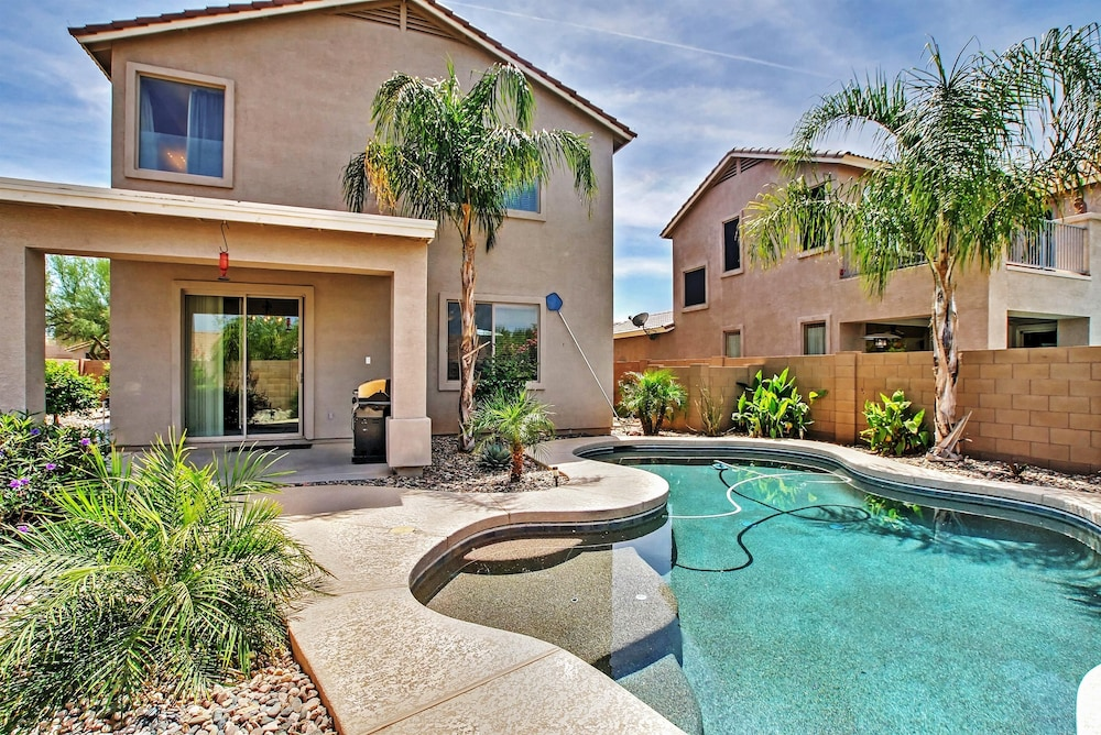 Book 4br Queen Creek House W Pool Mountain Views Hotel Deals