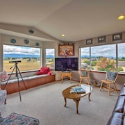 Charming Sequim House w/ Olympic Peninsula Views!