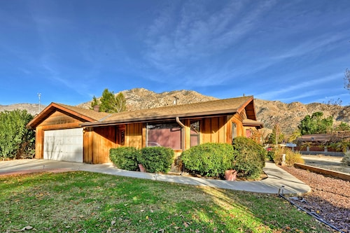New! 2BR Kernville Home in Great Location w/ Views