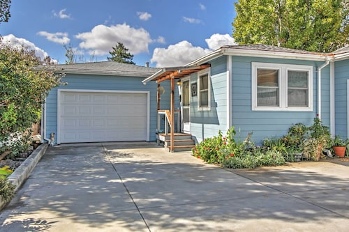 1 BR West Petaluma Cottage   Walk To Downtown!