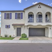 New! 3BR Gilbert Home w/ Balcony & Pool Access!