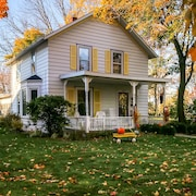 Historic 2BR Green Bay House in Depere W/wifi