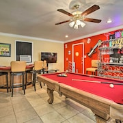 'major Manor' New Orleans Home w/ Pool & Game Room