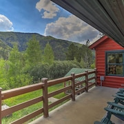Serene Dolores Lodge W/mtn View-near River & Hikes