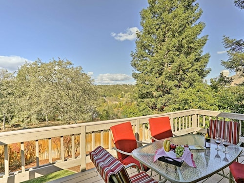 Great Place to stay Redding Home W/backyard, Deck & Scenic River View! near Redding