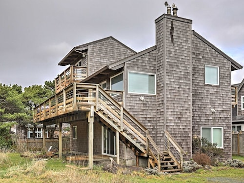 3br Manzanita House Steps From Beach