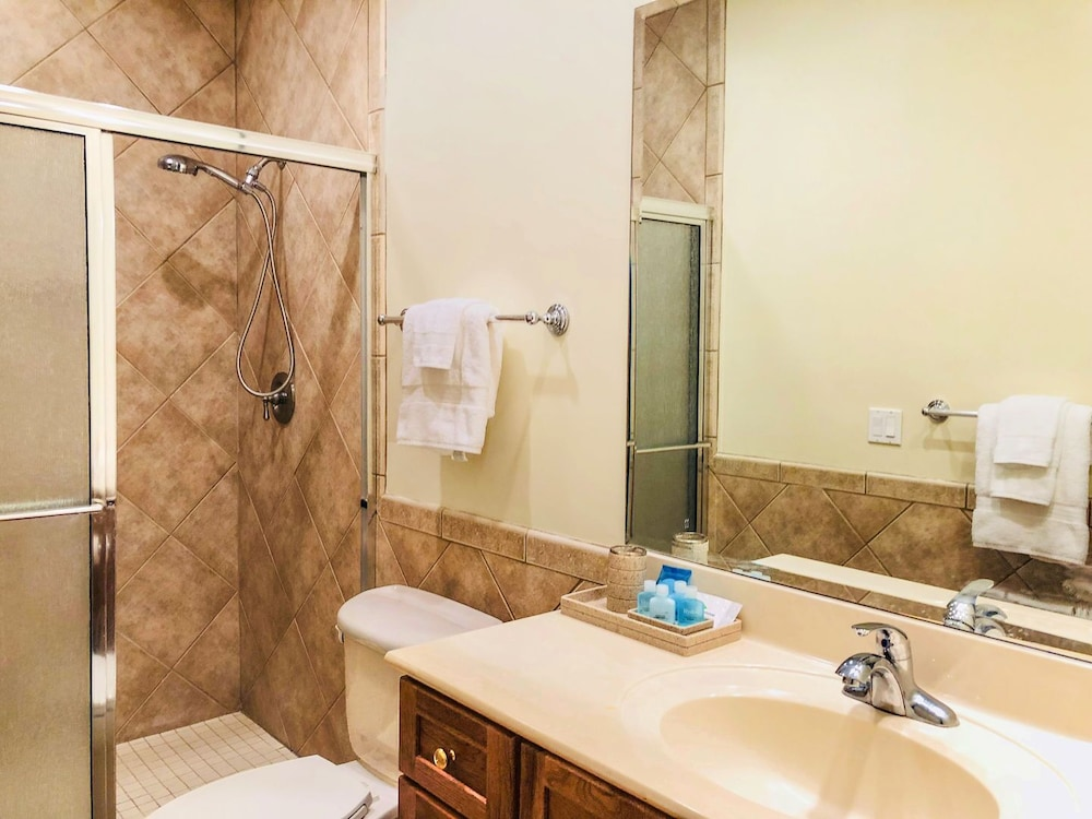 Bathroom, Lake Walk - Mr. Lake Lure Vacation Rentals