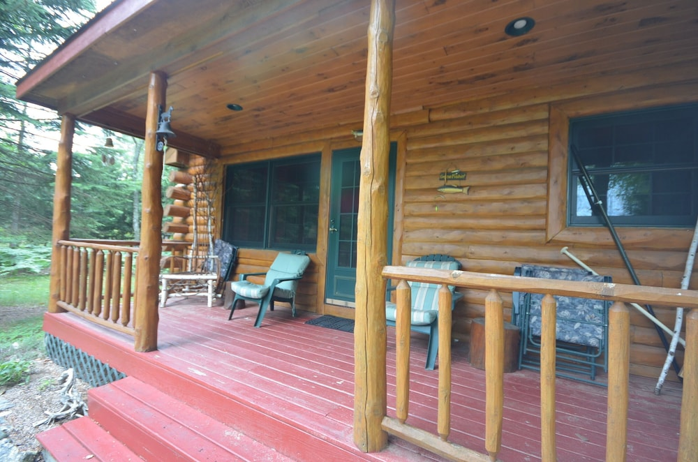Log Home Lake Bellaire Pet Ok Fireplace Porch Near Torch