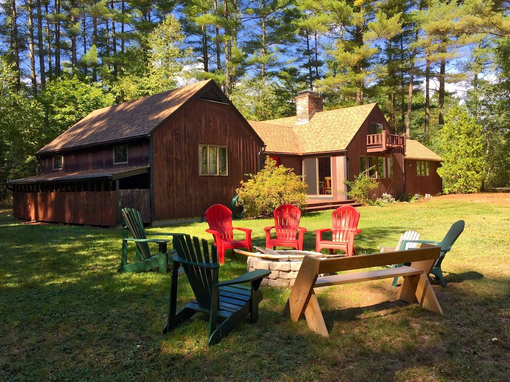 Beautiful North Conway NH House Near Echo Lake With 3 Bedrooms 2