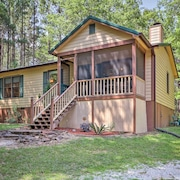 Cozy 2BR Pine Mountain Cabin W/screened Porch