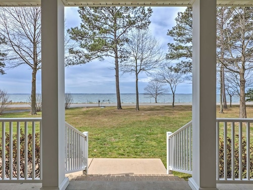 Great Place to stay New! 4 BR House on St George Island W/great Views! near Piney Point