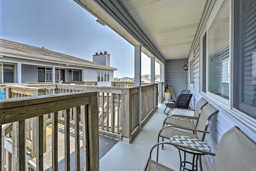 New! 3BR Sea Isle City Condo - Steps to the Beach!