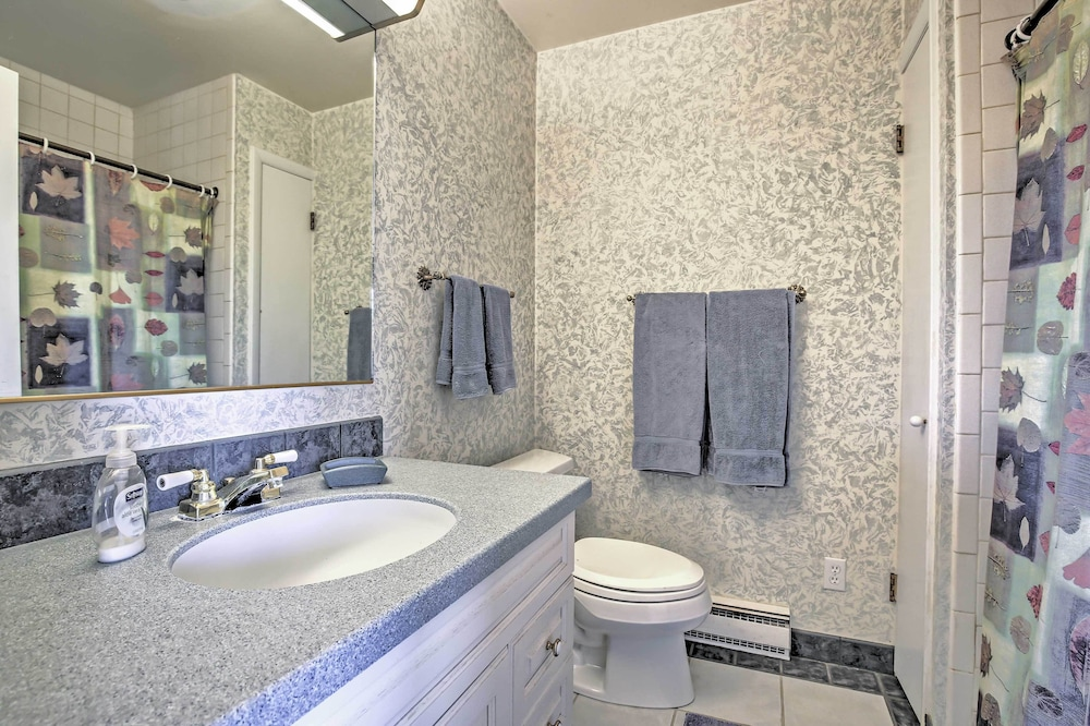 Bathroom, Private Steamboat Springs Home W/hot Tub+mtn Views