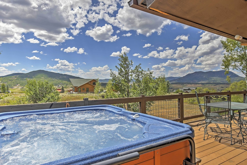 Featured Image, Private Steamboat Springs Home W/hot Tub+mtn Views