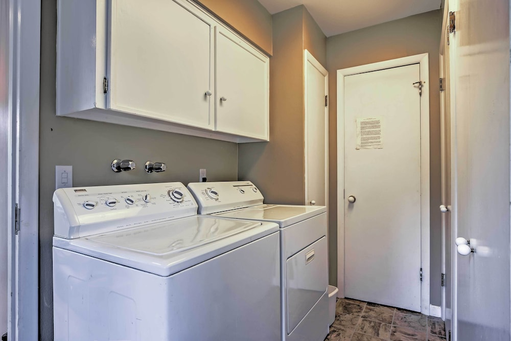 Laundry Room, Private Steamboat Springs Home W/hot Tub+mtn Views