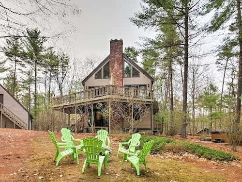 Great Place to stay New! 4BR Center Ossipee House Near Lake near Center Ossipee