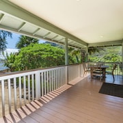Na Hoa River Home, Haupu Mt. Views, Kalapaki Bay, Central Location in Lihue