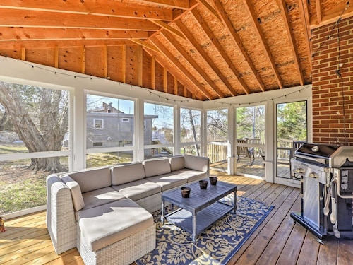 Check Expedia for Availability of 2BR South Kingstown House W/screened-in Porch