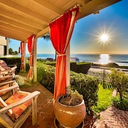 Oceanfront Luxury Beach Cottage -world Class Views & Private spa