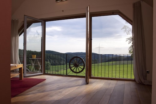Turmsuite Hofgut Held, Fantastic for Lovers With an Unforgettable View