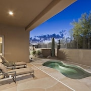 Desert Rose Golf Course Home/ 3 BR/ PVT Pool/ Troon/ Scottsdale