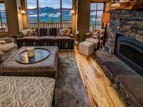 Check Expedia for Availability of Ski-in/ski-out Home w/ Mountain Views, Private hot Tub, Shared Pool