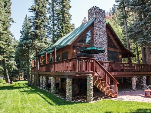 Cozy Mountain Home On The Crystal River With Private Fishing, Winter Special!