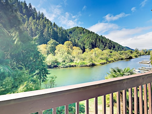 Great Place to stay Remodeled 2BR on Scenic Umpqua River 10 Minutes From Downtown near Reedsport