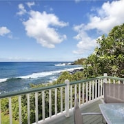 Oceanfront Home With Gorgeous Ocean Views With 4 Bedrooms!
