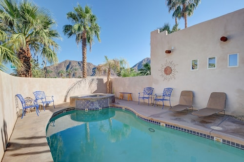 Check Expedia for Availability of Inviting Home w/ Private Pool & hot Tub, Fireplace, Grill, & Great Patio