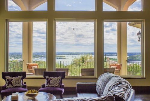 Great Place to stay Luxury 4br/3.5ba Jonestown Home - Stunning Lake Views & Clubhouse Access near Jonestown