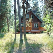 Buffalo River Retreat is a Cute Cabin Nestled in the Trees