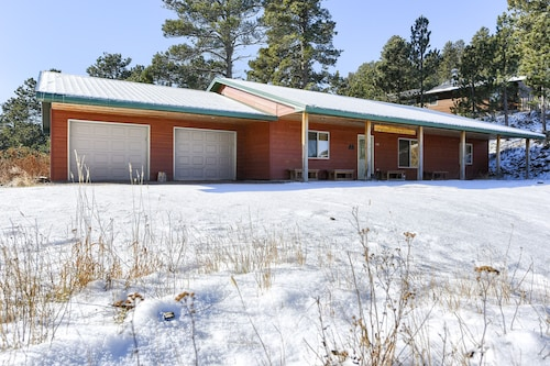 Great Place to stay Views of the Beautiful Black Hills in This Cozy Cabin! near Lead