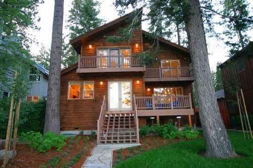 Summer Weeks Avail! Tahoe Vista Lakefront, Panoramic Views! Buoy Incl, pet on Approval