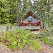 Dog-friendly Hideaway Near Timberline, Hiking, and Other Local Attractions!