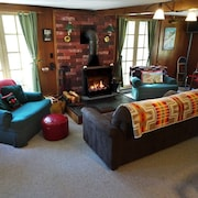 Barlow Cabin -great Ski Camp Cabin in Govy. Book Now for Fall & Winter Season