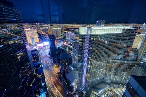 Citycenter Vdara Penthouse Skyvilla 270° Views-of Vegas