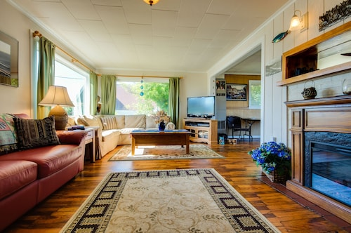 Check Expedia for Availability of Cozy Cottage With Ocean Views, Walking Distance From Town!