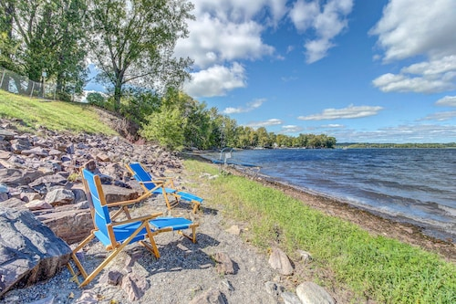 Check Expedia for Availability of Lakefront Property With Easy Dock Access and Incredible Views!