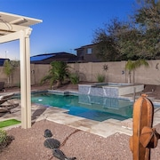 Sanitized Enchanted Luxury 3 BR Home/ PVT Pool/ Spa/ Entertainers Dream/ Surprise