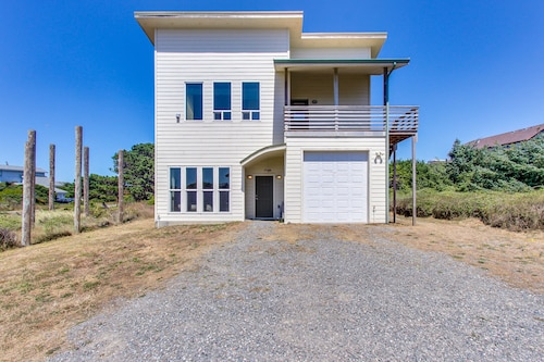 Check Expedia for Availability of Lovely Modern Home w/ Ocean Views & Easy Beach Access - Dogs Welcome