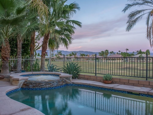 Great Place to stay Spacious Golf Villa w/ Luxurious Amenities, Walking Distance Festival Grounds near Indio