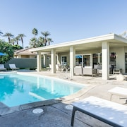 Upscale 3br, 2BA Palm Springs Corner Lot Home in Trendy Indian Wells