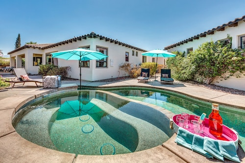 Great Place to stay Expansive 8BR Spanish-style Villa w/ Guest Casita! near Indio